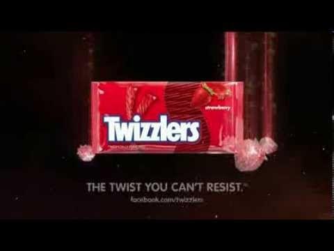 TV Spot - Twizzlers - Star Trek - The Twist You Can't Resist