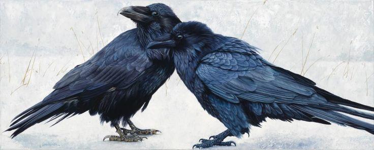 January 2017 Artist of the Month | Oil Painter Julia Eva Bacon