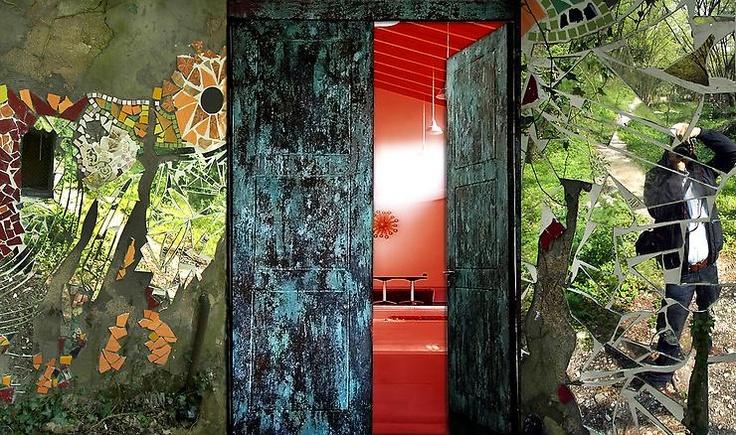la porta nel bosco by carrara gualtiero @ http://adoroletuefoto.it