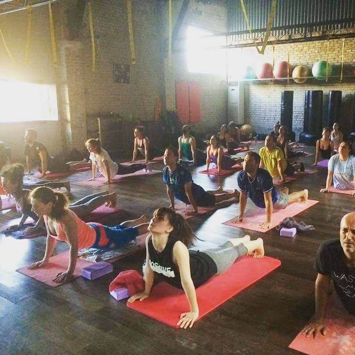 ~Yoga~ #warehouse7 #wh7
