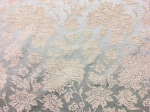 QUALITY-FLORAL-DUCK-EGG-BLUE-GREEN-DAMASK-UPHOLSTERY-CURTAIN-FABRIC-MATERIAL