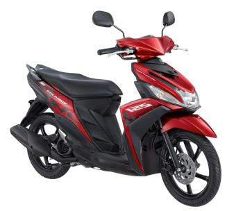 Kredit Motor Yamaha Mio M3 125 Blue Core, Dapatkan Cash Back 1.700.000 Dengan Pengajuan Kredit Melalui Dealer Resmi Yamaha Untuk Area Jakarta,Depok, Tangerang dan Bekasi Proses mudah Aman Dan Nyaman. Bayar DP Saat Motor Di Terima.
