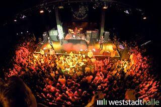 The Voice of the Devil - The Metal Blog: New-Metal-Media - Weststadthalle Essen