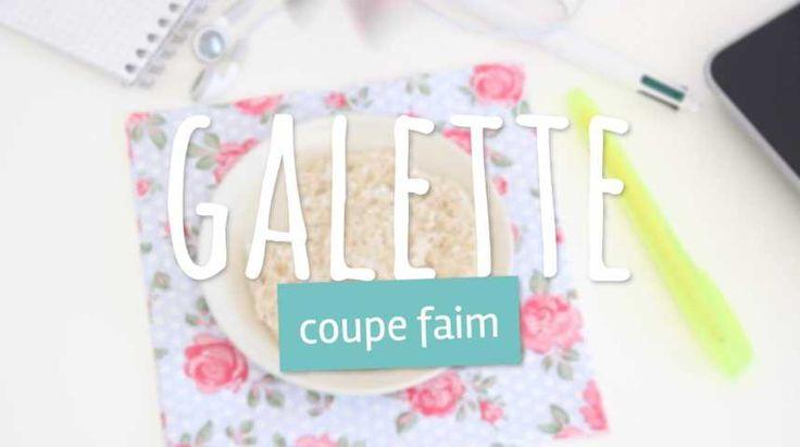 Recette de Galette coupe-faim à conjuguer. Facile et rapide à réaliser, goûteuse et diététique. Ingrédients, préparation et recettes associées.