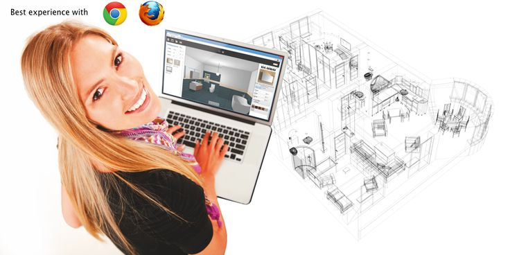 Tile Planner in 3D - Un servizio di progettazione qualificato in showroom