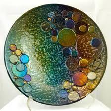 Resultado de imagen para fused glass sushi plates
