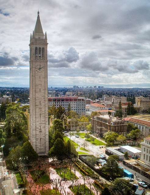UC Berkeley Campanile by PetaPixel, via Flickr
