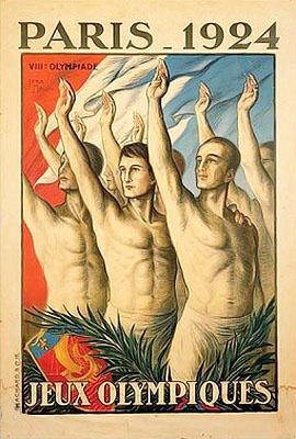 Paris 1924 Olympic Games (44 nations - 3089 athletes - 126 events)