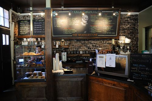 Old Soul Coffee At The Weatherstone 21st Amp Historic