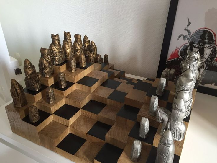 1000 Ideas About 3d Chess On Pinterest Chess Boards