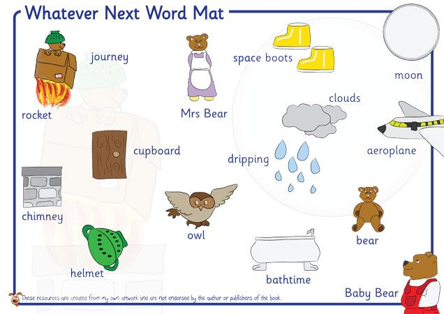Teacher's Pet - Whatever Next - FREE Classroom Resources - EYFS, KS1, KS2,
