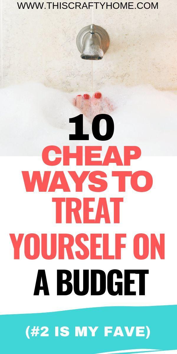 10 günstige Möglichkeiten, sich mit kleinem Budget selbst zu pflegen! Dies sind die perfekten Prod …   – Journey Through Motherhood