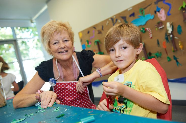 Kids Art Club is Artspace Mackay's ongoing term-based Saturday art program for kids. Renowned local artist Rosemary Payne is back to deliver this rich six week program of creative art for kids in two age groups.