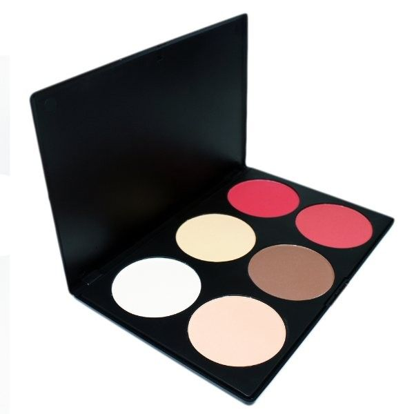 6 Color Contour and Blush Palette ( 9 reviews ) ADD YOUR REVIEW Availability: In stock $20.19 $10.56 Contour and Blush Palette of 6 matte shades to create ideal cheekbones. Contour, highlight, shade, bronze and blush! www.rc-cosmetics.com