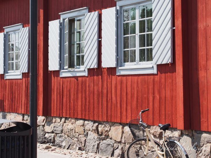 finnisches Flair in #Turku