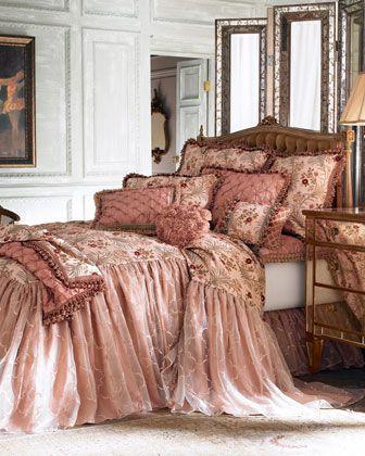 Meer dan 1000 idee n over chique slaapkamers op pinterest shabby chic slaapkamers en opslag - Shabby chique kamer ...