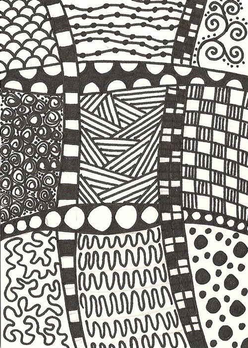 19 best doodles images on pinterest for Basic doodle designs
