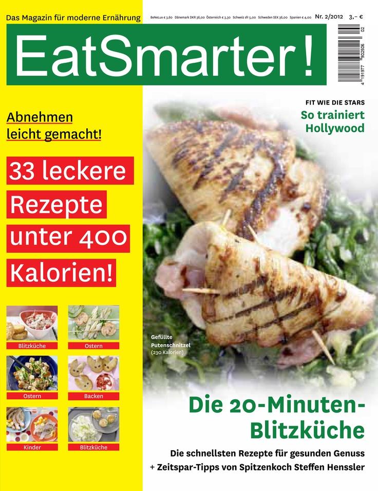 Ausgabe #2 - 2012   eatsmarter.de