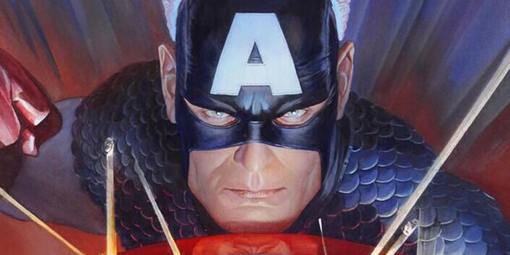 Marvel Comics has debuted Alex Ross' special lenticular cover for November Captain America #695 by Mark Waid and Chris Samnee.