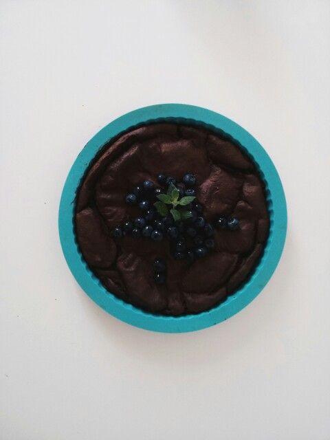 Chocolate millet brownie ❤