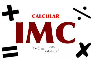 Calcular índice de masa corporal (IMC)