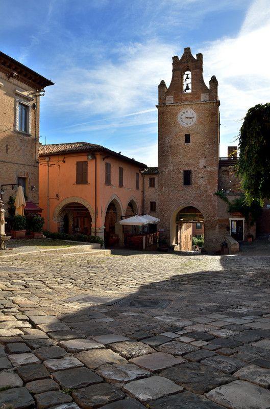 Gradara, Marche, Italy