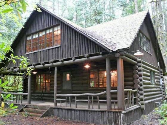 Steiner Log Home Oregon Cabin Life Pinterest