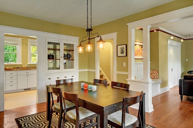 bungalow dining room   37 best _2014 master bedroom project images on Pinterest ...