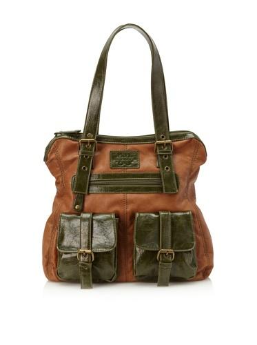 57% OFF AmyKathryn Jasmine Shoulder Organizer Bag, Sienna