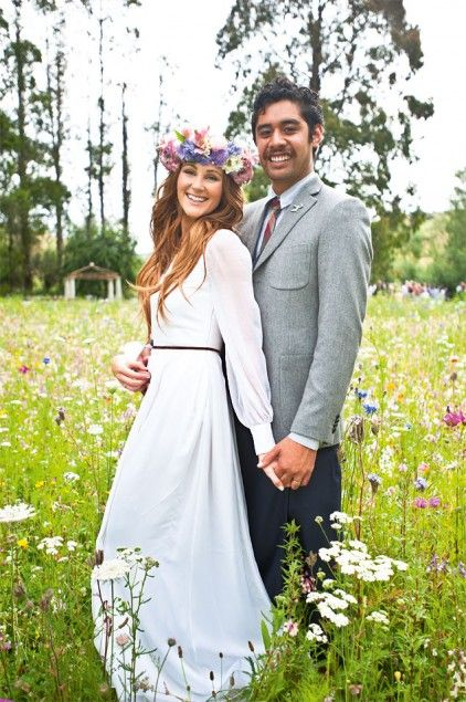 Amelia Reid and Shadon Meredith's dream day - Celebrity - Kiwi celebrities - New Zealand Woman's Weekly