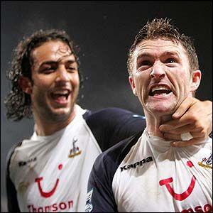 Mido, Keane Goal Tottenham Hotspur