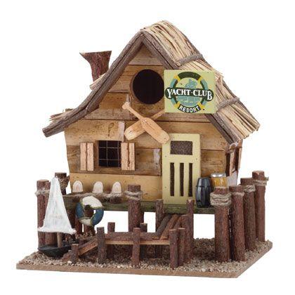unique+bird+houses | Unique Birdhouses