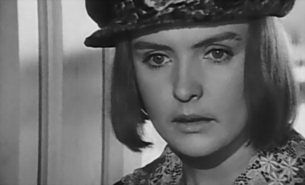 """Ада Роговцева.Фильм """"Салют, Мария!"""""""