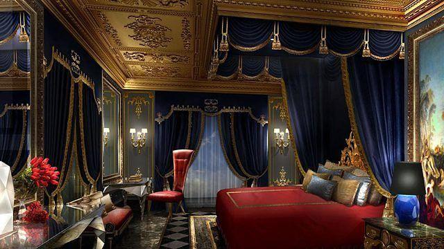 El hotel The 13 apunta a ser el hotel más lujoso y exclusivo del mundo y cómo no serlo cuando el costo de hospedarte por noche es de 100000 euros y tienes un @rollsroycecars a tu disposición. Además cada habitación está valuada en 6.5 millones de dólares. #hotel #the13 #macao #lujo #luxury #cuarto #habitación #viaje #viajar #travel #trip  via ROBB REPORT MEXICO MAGAZINE OFFICIAL INSTAGRAM - Luxury  Lifestyle  Style  Travel  Tech  Gadgets  Jewelry  Cars  Aviation  Entertainment  Boating…