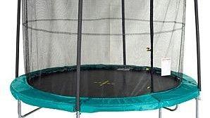 JumpKing 10ft Trampoline with Enclosure  Trampolines  ASDA direct | Asda Direct Reviews