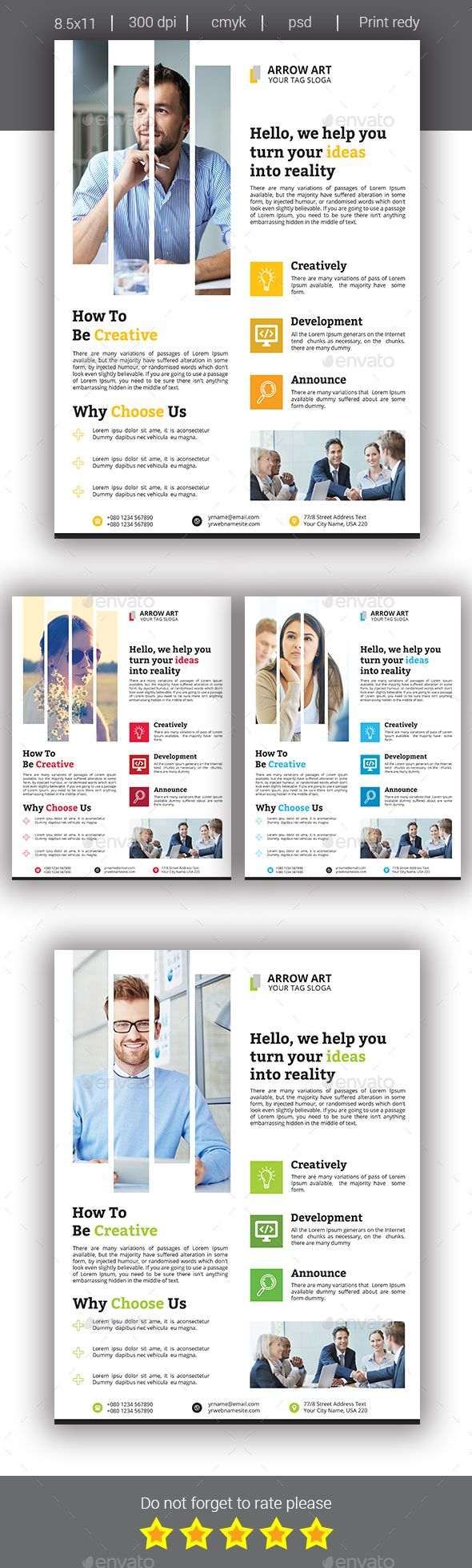 ideas about business flyers business flyer business flyer template psd