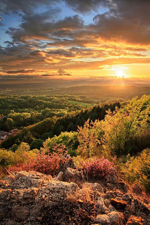 ☀Color Raise by FlorentCourty.deviantart.com*  #Beautiful #Places #Photography
