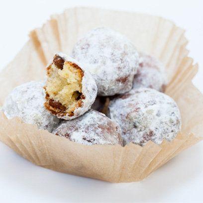Stollen cake bites | Christmas baking | Red Online