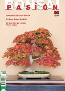 """Revista """"Bonsái Pasión"""". Editorial Jardinpress (6 números al año). La encontrarás en nuestra sección de publicaciones:  http://www.mistralbonsai.com/esp/pub/index.asp?e=rbp&f=&p1=&p2=&pa=5"""