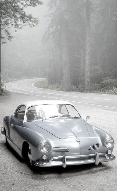 Vintage Kharman Ghia