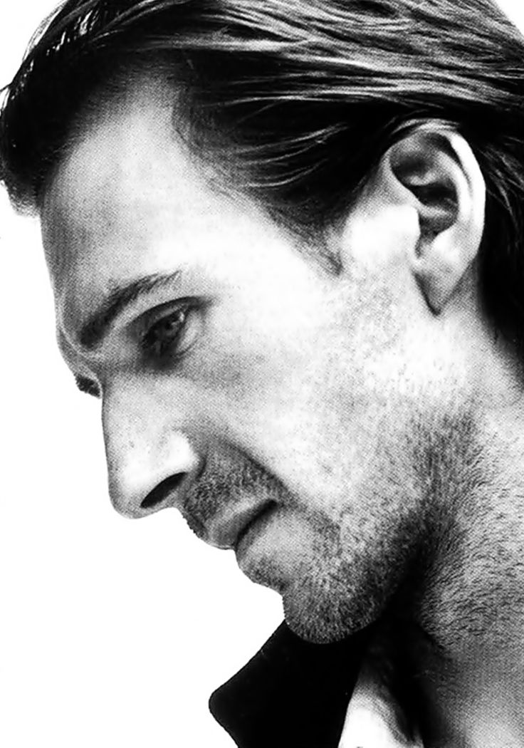 Ralph Fiennes (°1962) - English film and stage actor.