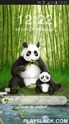 GO Locker Theme Panda  Android App - playslack.com , GO Locker Theme Panda ONLY WORKS with GO Locker application, if you don't have it, download from Google Play.Black and white panda among the rivers, stones and bamboo. Together with her little teddy bear who watch to You. :) One of the pandas them from the branches of bamboo leaves. Both are really sweet and sensitive, remember the Panda, a Bearish Bearish bamboo, its membership of the prey is no doubt, but in reality the animal eats…