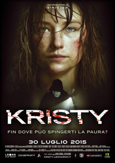Kristy (#Film, #horror) diretto da Oliver Blackburn ... dal 30 luglio 2015 al #cinema ... #trailer