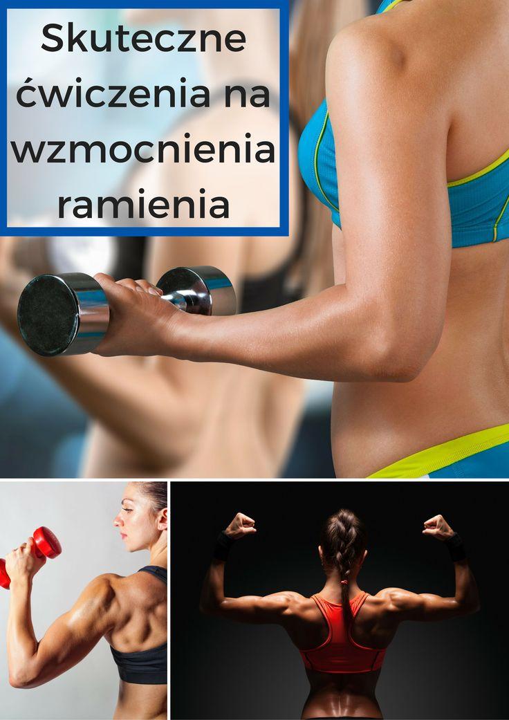 Większość z Nas zmaga się z problemem słabych, niekiedy obwisłych ramion. #arms #training #gym #fit #ćwiczenia #trening #siłownia