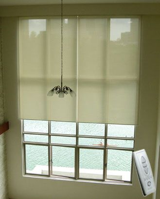 17 Best Images About Motorized Window Shades On Pinterest