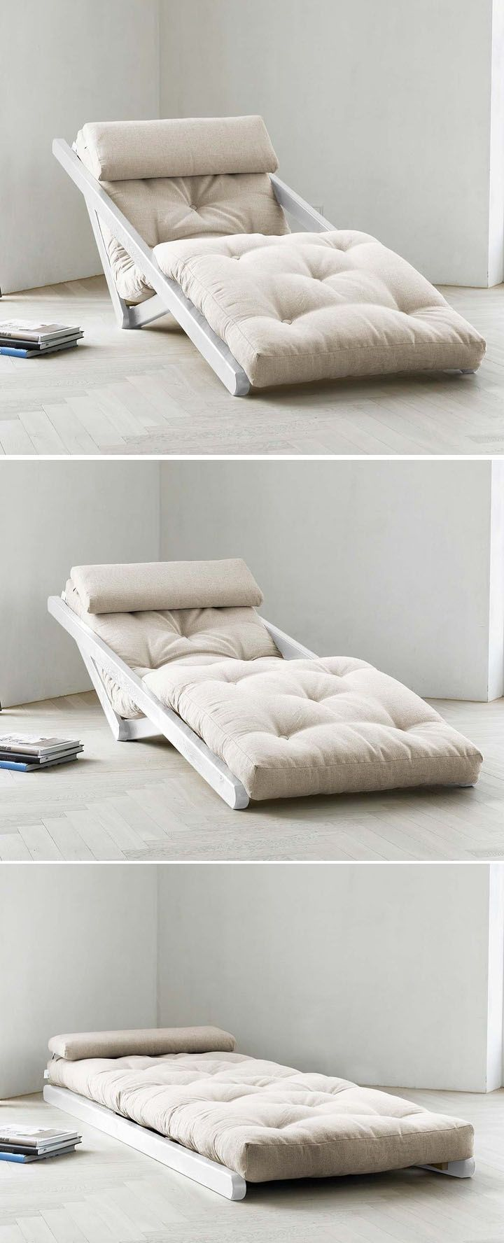 Chair-bed I want this!!!