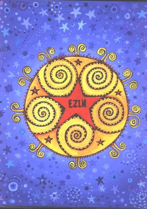 zapatista art caracol - Google Search