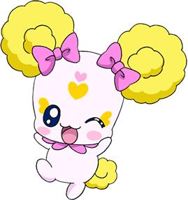 smile pretty cure candy - Google Search #GlitterForce