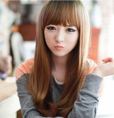 Hairstyles For Asian Hair Delectable 19 Best Korean Hairstyles For Women Images On Pinterest  Hair Cut