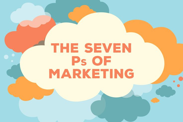 Need help with marketing yourself or your business? Learn the seven Ps of marketing and how you can use them to boost your business or personal reputation.